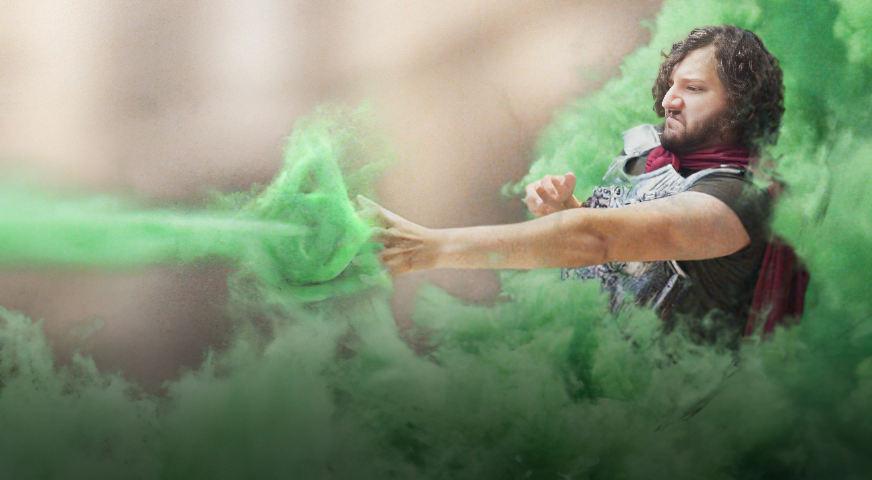 Smoke Wizard FX HD VFX Set