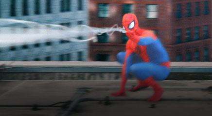 Spiderman FX HD VFX Set