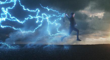 Super Lightning HD VFX Set