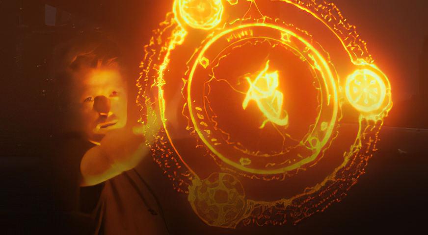 Magic Circles HD VFX Set