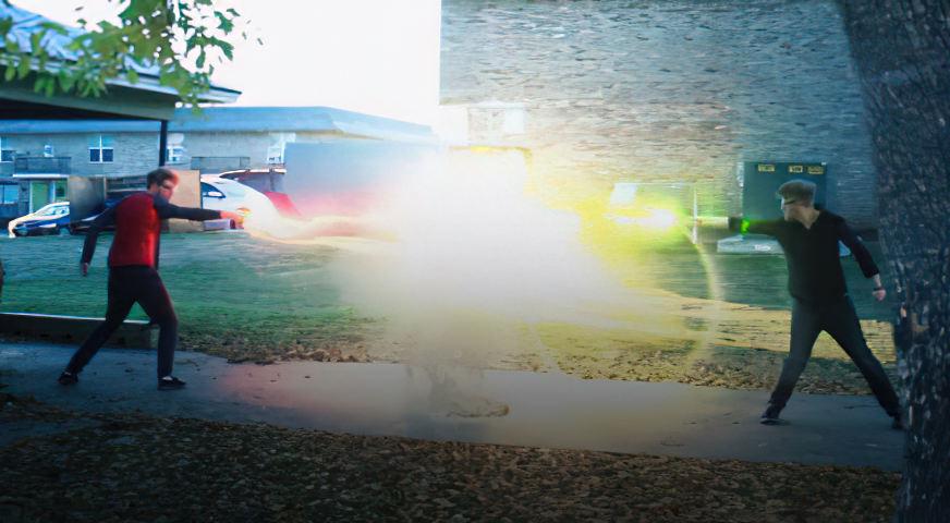 Magic Energy Beams HD VFX Set