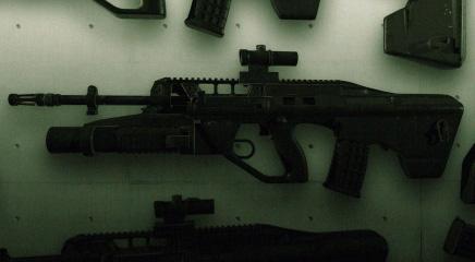 3D Weapons Obj