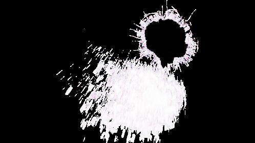 (4K) Glass Bullet Impact 17 Effect