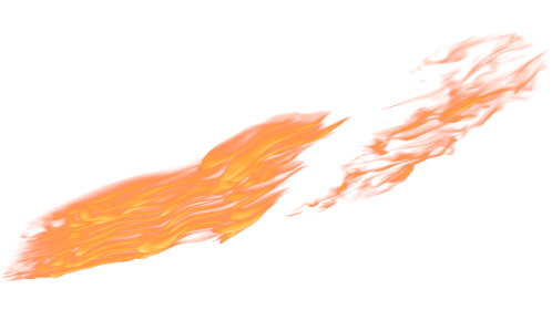 (4K) Loopable Ceiling Fire 12 Effect