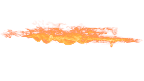 (4K) Loopable Ceiling Fire 6 Effect