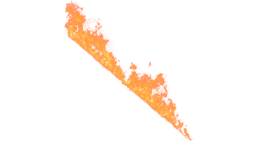 (4K) Loopable Structure Fire 4 Effect