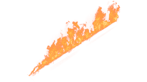 (4K) Loopable Structure Fire 5 Effect