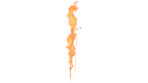 (4K) Loopable Structure Fire 9 Effect
