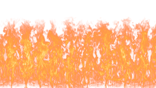 (4K) Loopable Wall Of Fire 2 Effect