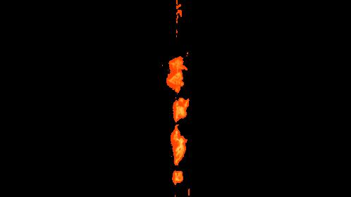 (4K) Loopable Window Fire Side 2 Effect