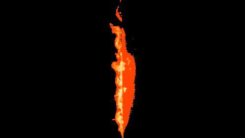 (4K) Loopable Window Fire Side 3 Effect