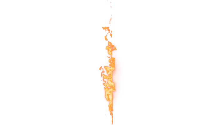 (4K) Loopable Window Fire Side 4 Effect