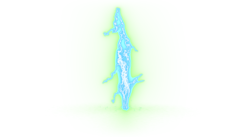 (4K) Super Lightning Ground With Sparks 47 Effect