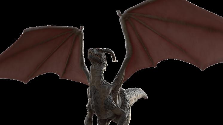 (4K) Mountain Dragon Take Off Bottom Effect
