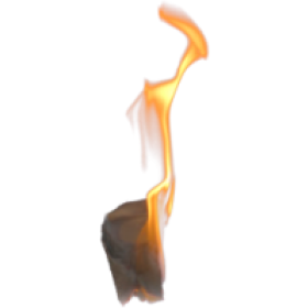 Burning Away Ember Particle 3 Effect