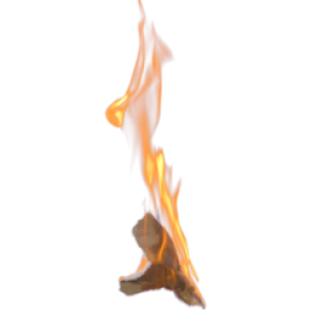 Burning Away Ember Particle 4 Effect