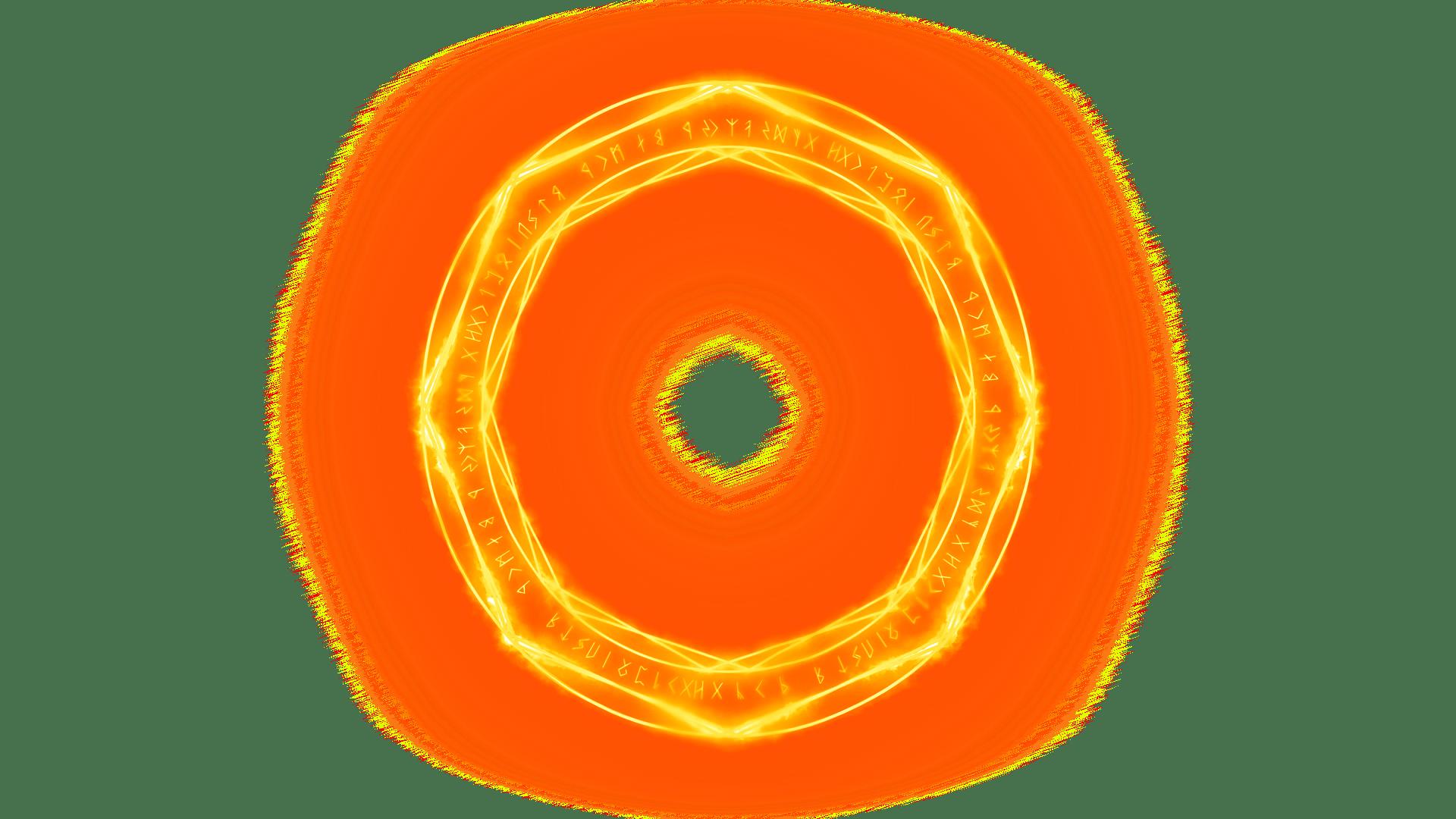 Looping Magic Circle 4 Video Effect | FootageCrate