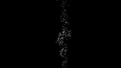 (4K) Bubble Drop 14 Effect