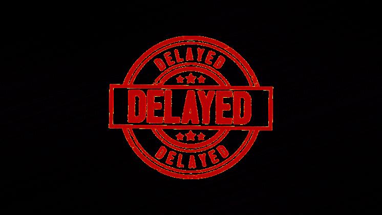(4K) Circular Stamp Delayed Effect