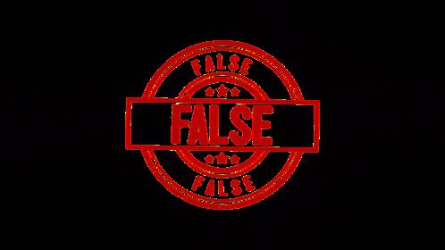 (4K) Circular Stamp False Effect