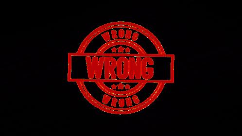 (4K) Circular Stamp Wrong Effect