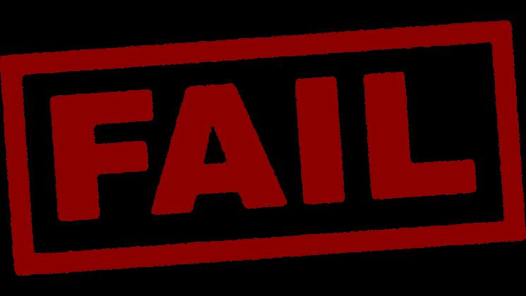 (4K) Fail Stamp Meme 1 Effect