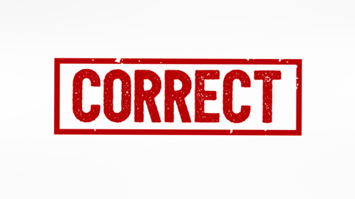(4K) Rectangular Stamp Correct Effect