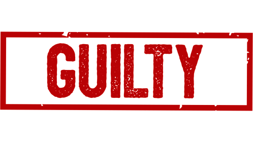 (4K) Rectangular Stamp Guilty Effect