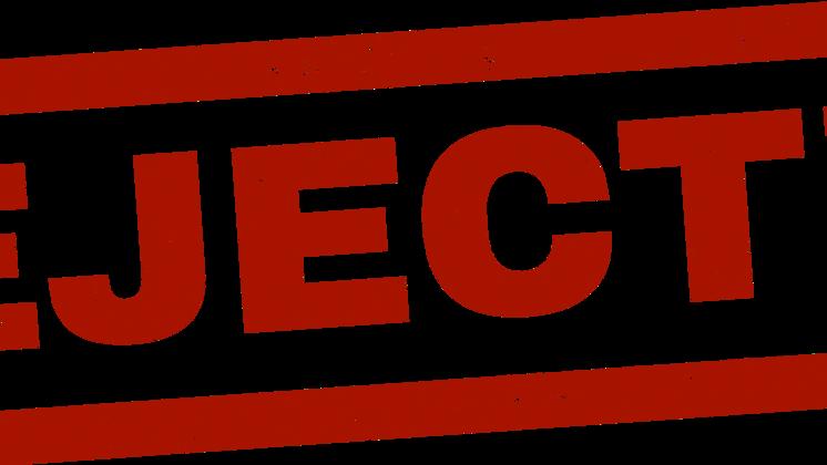 (4K) Rejected Stamp Meme 1 Effect