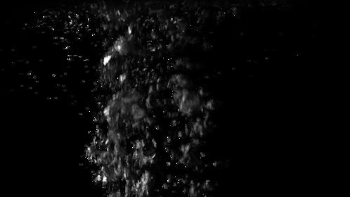 (4K) Underwater Bubble Stream 15 Effect