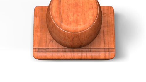 (4K) Wood Stamp False 1 Effect