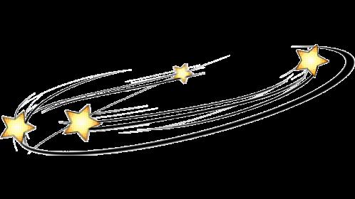 Comic Dizzy Star Effect