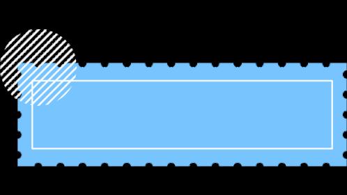 Lower Third Postage 1 Effect