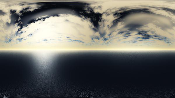 HDRI Ocean 1