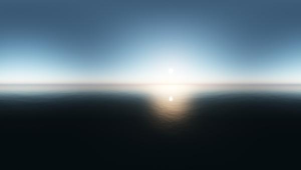 HDRI Ocean 3