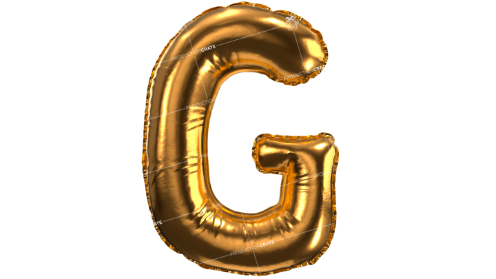 Balloon Font G