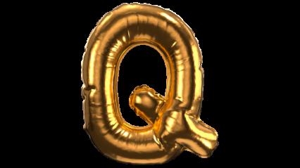Balloon Font Q HD 3K