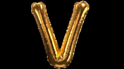 Balloon Font V HD 3K