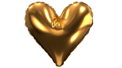 Balloon Heart HD 3K