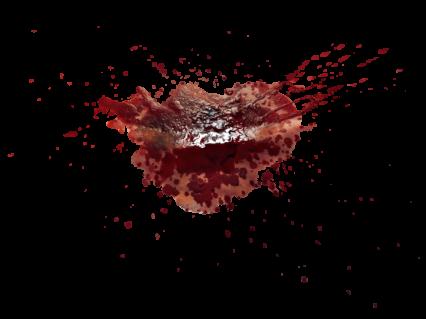 Blood Splatter HD 6K