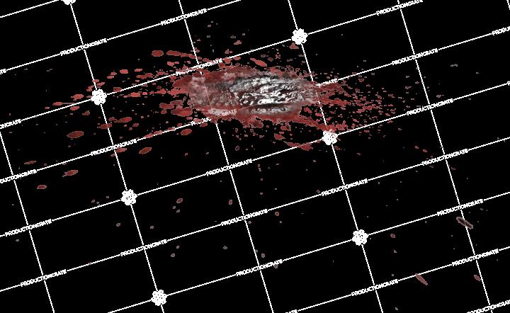 Blood Splatter 16