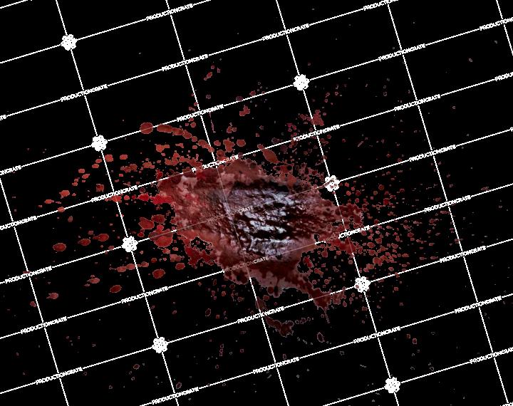 Blood Splatter 17