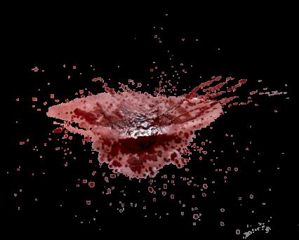 Blood Splatter HD 8K