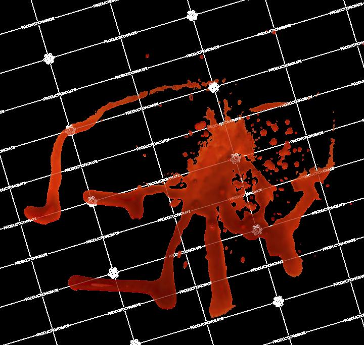 Blood Splatter 4