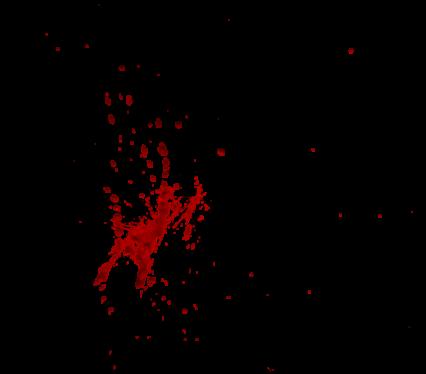 Blood Splatter HD 5K