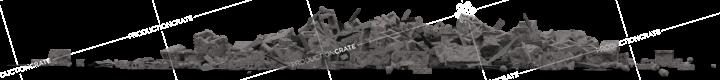 Concrete Rubble Pile 7