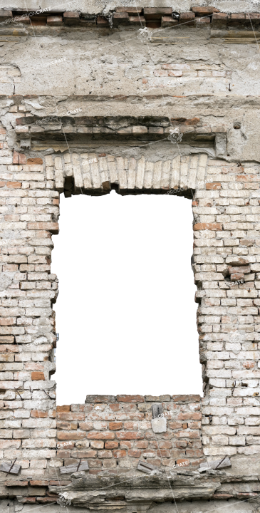 Damaged Window HD 5K