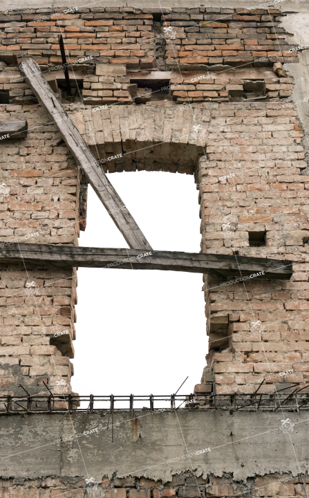Damaged Window HD 5K