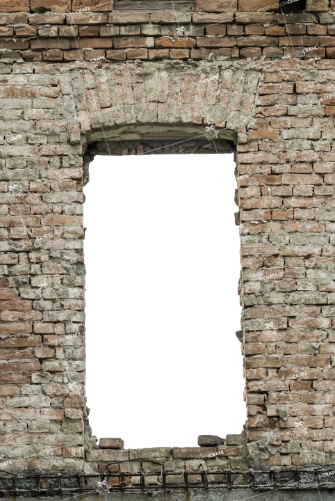 Damaged Window 5