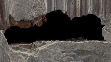 Cracked Hole 2 Surface HD 7K